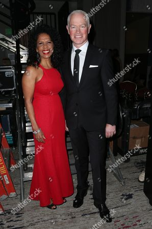 Penny Johnson Jerald and Neal McDonough