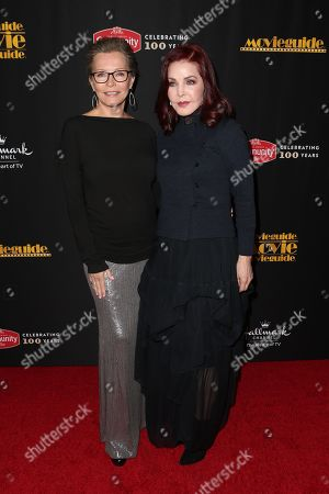 Editorial picture of 27th Annual Movieguide Awards Gala, Los Angeles, USA - 08 Feb 2019