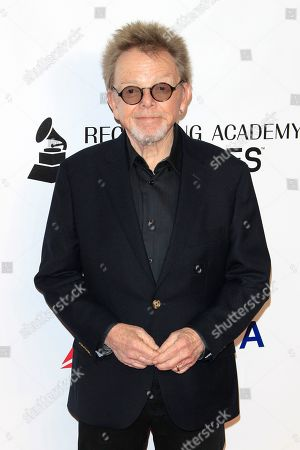 Paul Williams arrives for the 2019 MusiCares Person of the Year Tribute in Los Angeles, California, USA 08 February 2019. MusiCares Person of the Year Tibute honored US musician Dolly Parton for her extraordinary creative accomplishments and significant charitable work.