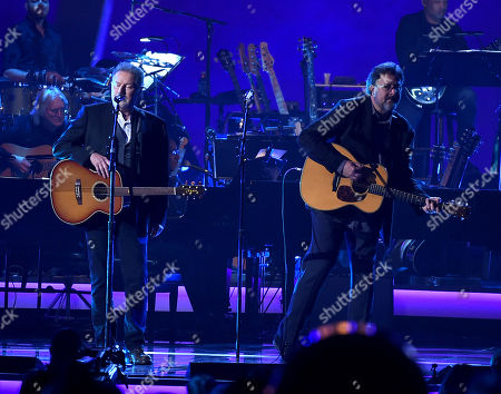 Don Henley, Vince Gill