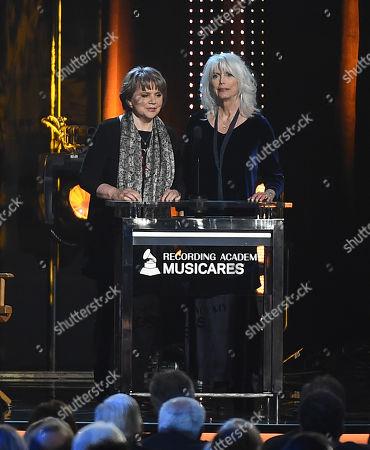 Linda Ronstadt, Emmylou Harris