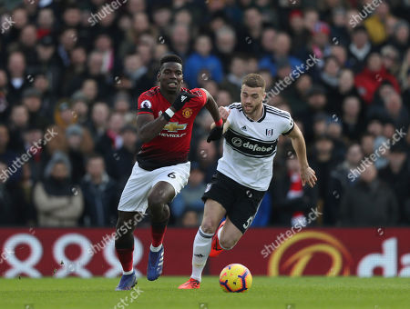 Editorial photo of Fulham v Manchester United, Premier League, Football, Craven Cottage, London, UK - 9 Feb 2019