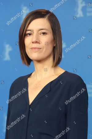 Pia Hierzegger poses during the photocall of 'The Ground beneath My Feet' (Der Boden unter den FueÃ?en) during the 69th annual Berlin Film Festival, in Berlin, Germany, 09 February 2019. The movie is presented in the Official Competition at the Berlinale that runs from 07 to 17 February.