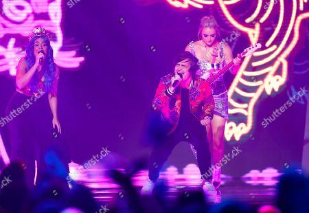 Editorial picture of Eurovision - Australia Decides final in Gold Coast - 09 Feb 2019