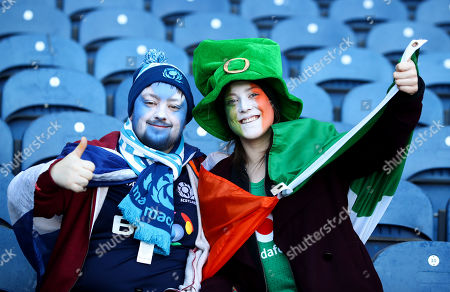 Editorial image of 2019 Guinness Six Nations Championship Round 2, BT Murrayfield, Scotland  - 09 Feb 2019