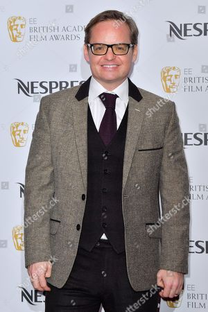 Jon S Baird attending the BAFTA Nespresso Nominees party