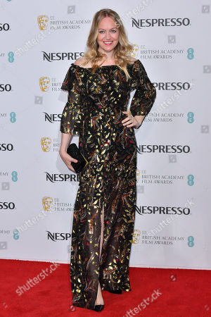 Lynette Howell Taylor attending the BAFTA Nespresso Nominees party