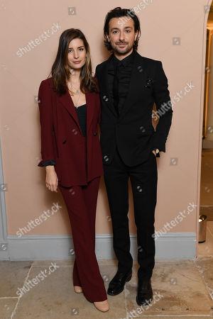 Editorial photo of BAFTA Nespresso Nominees Party, Arrivals, Kensington Palace, London, UK - 09 Feb 2019