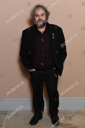 Exclusive - Peter Jackson attending the BAFTA Nespresso Nominees party