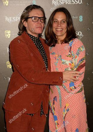 Stephen Woolley and Elizabeth Karlsen