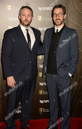 Sean McKittrick and Raymond Mansfield