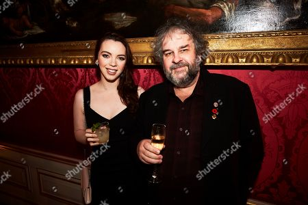Peter Jackson attending the BAFTA Nespresso Nominees party