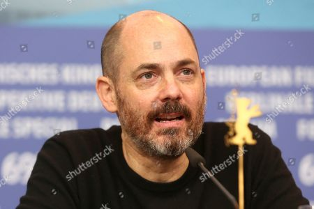 Edward Berger attends the press conference of 'All my Loving' during the 69th annual Berlin Film Festival, in Berlin, Germany, 09 February 2019. The movie is presented in the Panorama section at the Berlinale that runs from 07 to 17 February.