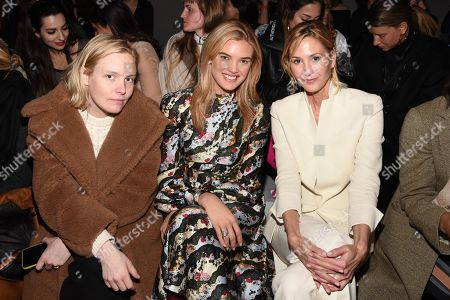 Stock Image of Hanna Liden, Alexandra Michler and Guest