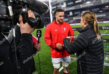 Editorial picture of 2019 Guinness Six Nations Championship Round 2, Stadio Olimpico, Rome, Italy  - 09 Feb 2019