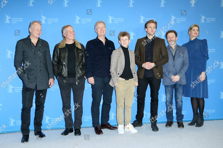 Editorial photo of 'Out Stealing Horses' photocall, 69th Berlin International Film Festival, Germany - 09 Feb 2019