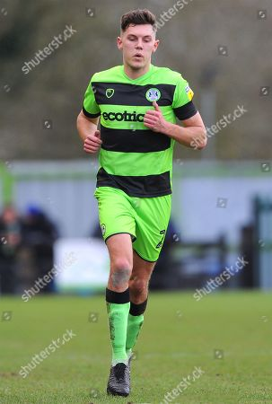 Paul Digby of Forest Green Rovers in action- Mandatory by-line: Nizaam Jones/JMP- 09/02/2019