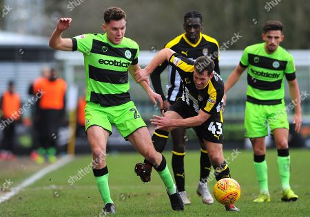 Editorial photo of Forest Green Rovers v Notts County 09/02/19, UK - 09 Feb 2019