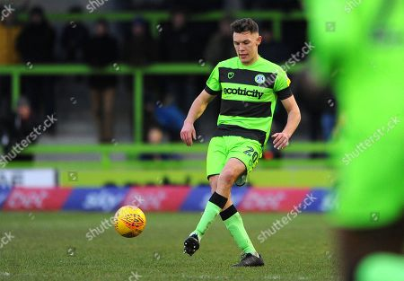 Stock Picture of Paul Digby of Forest Green Rovers in action- Mandatory by-line: Nizaam Jones/JMP- 09/02/2019