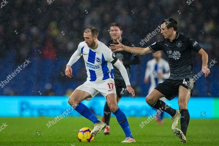 Editorial photo of Brighton and Hove Albion v Burnley, Premier League - 09 Feb 2019
