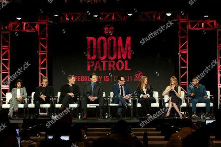Editorial photo of 2019 Winter TCA - Warner Bros., Pasadena, USA - 09 Feb 2019