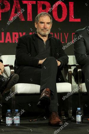 Editorial picture of 2019 Winter TCA - Warner Bros., Pasadena, USA - 09 Feb 2019