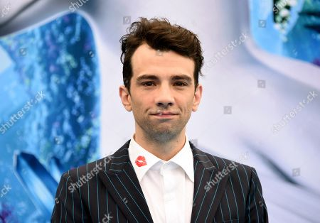 """Jay Baruchel attends the premiere of """"How to Train Your Dragon: The Hidden World"""" at the Regency Village Theatre, in Los Angeles"""