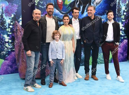 "Editorial picture of LA Premiere of ""How to Train Your Dragon: The Hidden World"", Los Angeles, USA - 09 Feb 2019"
