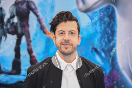 """Christopher Mintz-Plasse attends the premiere of """"How to Train Your Dragon: The Hidden World"""" at the Regency Village Theatre, in Los Angeles"""