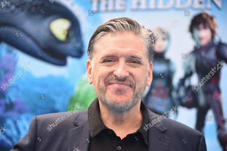 "Craig Ferguson attends the premiere of ""How to Train Your Dragon: The Hidden World"" at the Regency Village Theatre, in Los Angeles"