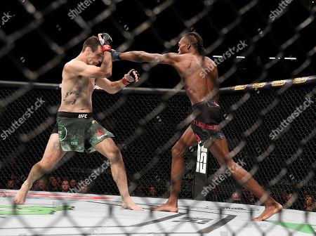 Editorial photo of UFC 234, Melbourne, Australia - 10 Feb 2019
