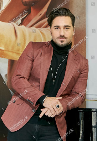 Stock Picture of David Bustamante