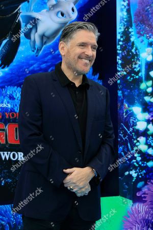 Editorial image of Premiere of 'How To Train Your Dragon: The Hidden World' in Los Angeles, USA - 09 Feb 2019