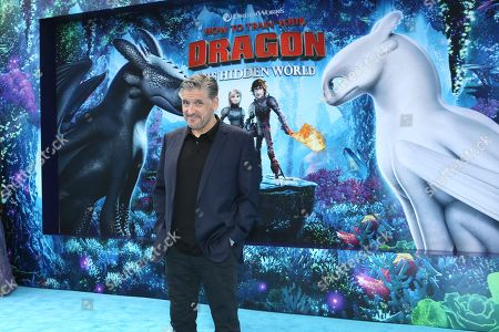 Editorial photo of Premiere of 'How To Train Your Dragon: The Hidden World' in Los Angeles, USA - 09 Feb 2019