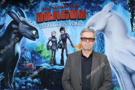 Editorial picture of Premiere of 'How To Train Your Dragon: The Hidden World' in Los Angeles, USA - 09 Feb 2019