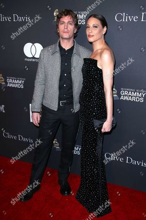 Editorial image of Clive Davis' 2019 Pre-Grammy Gala, Arrivals, The Beverly Hilton, Los Angeles, USA - 09 Feb 2019
