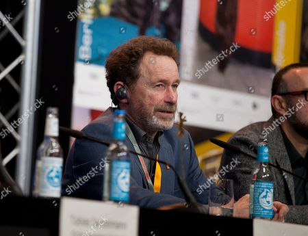 Editorial picture of 'Out Stealing Horses' press conference, Berlin Film Festival, Germany - 09 Feb 2019