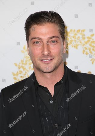 Stock Image of Daniel Lissing