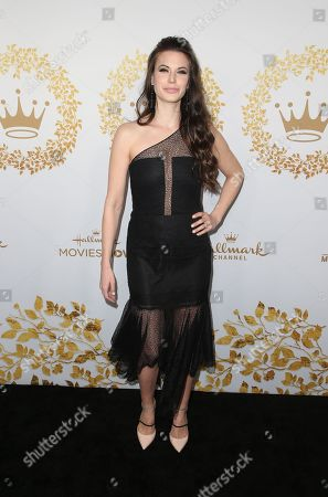 Stock Image of Meghan Ory