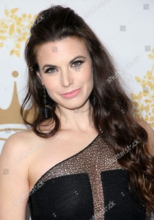 Stock Photo of Meghan Ory