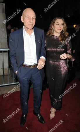 Editorial photo of Charles Finch and Chanel Pre-BAFTAs Dinner, London, UK - 09 Feb 2019