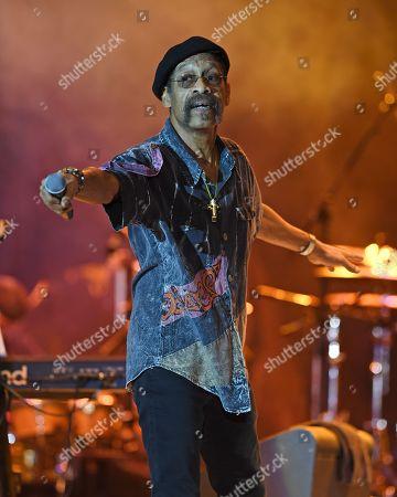 Editorial photo of WAR in concert at The Magic City Casino, Miami, USA - 09 Feb 2019