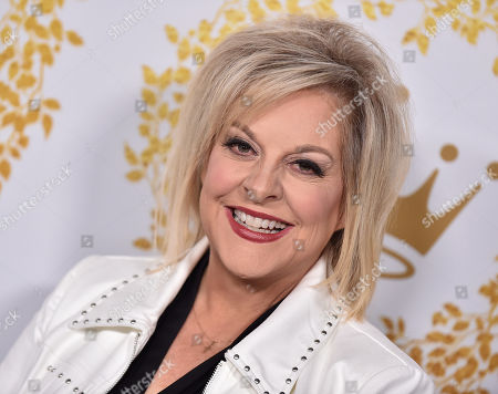 Stock Picture of Nancy Grace