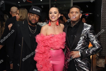 Editorial photo of L.A. Reid and HITCO Entertainment Pre-Grammy Awards celebration, Los Angeles, USA - 09 Feb 2019