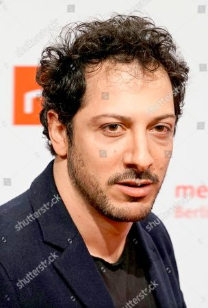 German actor of Turkish descent Fahri Yardim arrives on the red carpet of the reception of the Medienboard Berlin-Brandenburg (MBB) during the 69th annual Berlin Film Festival, in Berlin, Germany, 09 February 2019 (issued 10 February 2019). The Berlinale runs from 07 to 17 February 2019.