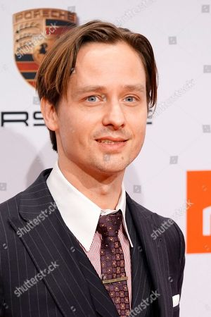 Tom Schilling arrives on the red carpet of the reception of the Medienboard Berlin-Brandenburg (MBB) during the 69th annual Berlin Film Festival, in Berlin, Germany, 09 February 2019 (issued 10 February 2019). The Berlinale runs from 07 to 17 February 2019.
