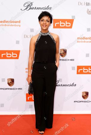 Dennenesch Zoude arrives on the red carpet of the reception of the Medienboard Berlin-Brandenburg (MBB) during the 69th annual Berlin Film Festival, in Berlin, Germany, 09 February 2019 (issued 10 February 2019). The Berlinale runs from 07 to 17 February 2019.