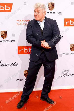 Joerg Schuettauf arrives on the red carpet of the reception of the Medienboard Berlin-Brandenburg (MBB) during the 69th annual Berlin Film Festival, in Berlin, Germany, 09 February 2019 (issued 10 February 2019). The Berlinale runs from 07 to 17 February 2019.