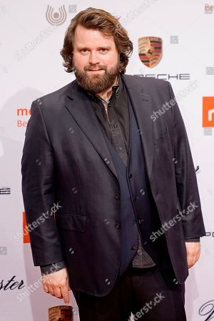 German-Swiss actor Antoine Monot, Jr. arrives on the red carpet of the reception of the Medienboard Berlin-Brandenburg (MBB) during the 69th annual Berlin Film Festival, in Berlin, Germany, 09 February 2019 (issued 10 February 2019). The Berlinale runs from 07 to 17 February 2019.
