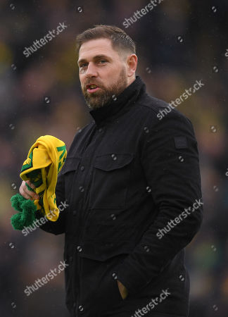 Former Norwich City player Grant Holt